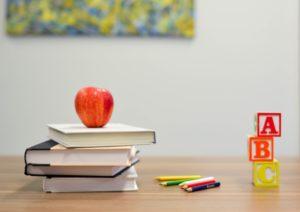Libri di testo per l'anno scolastico 2021/2022